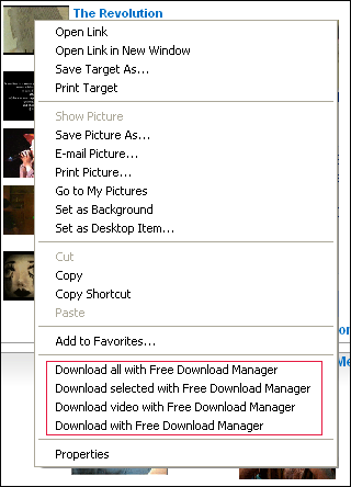 How to download LiveDigital videos using Free Download Manager