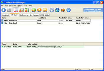 برنامج للتحميل Download Manager